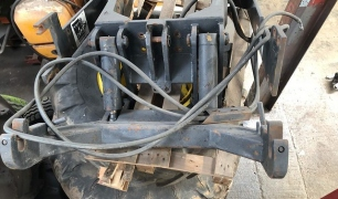 FRONT LINKAGES