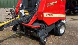 VICON RV 1601 ROUND BALER
