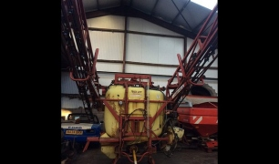 HARDI CROP SPRAYER (24M)