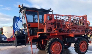 SAM SELF PROPELLED SPRAYER