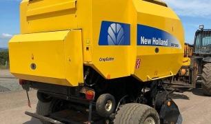 NEW HOLLAND BR 7060 CHOPPER BALER
