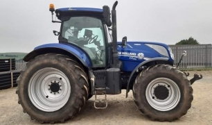 NEW HOLLAND T7-260 BLUE POWER